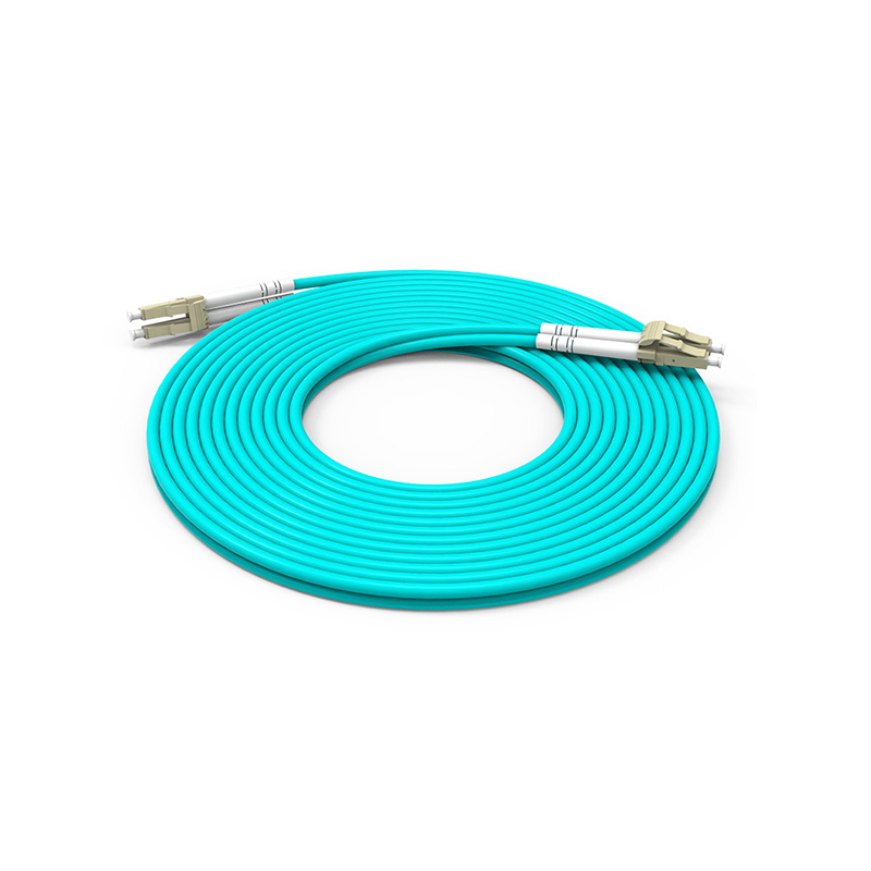 LC Fiber Optic Patch Cord, Optical Patch cord LC LC OM3