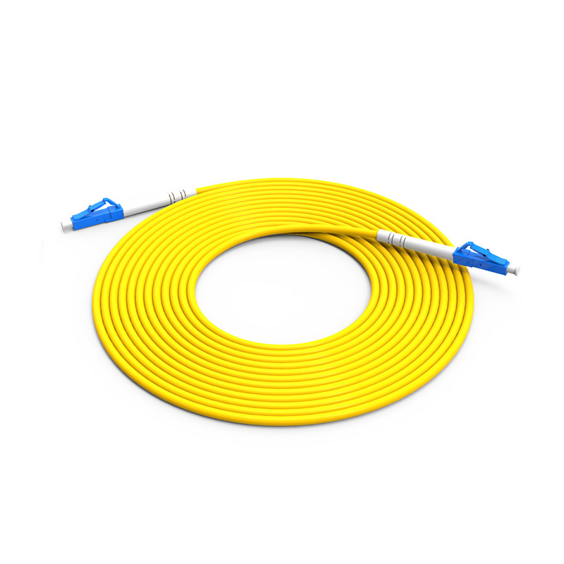 Fiber Optic Patch Cord Single mode LC LC patch cord simplex