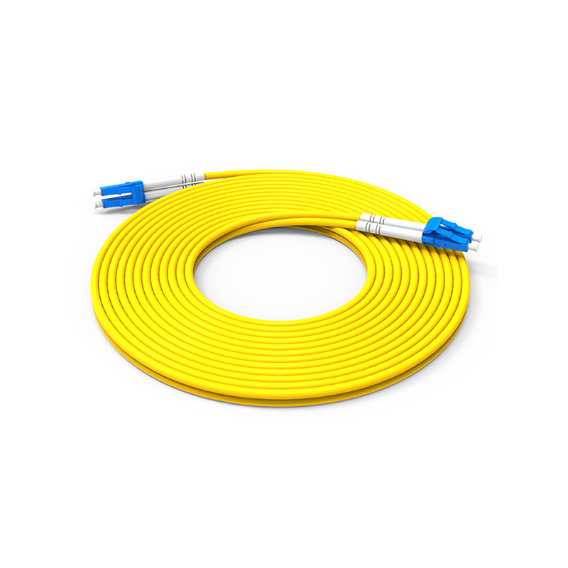 Fiber Optic Patch Cord Single mode lc lc patch cord duplex
