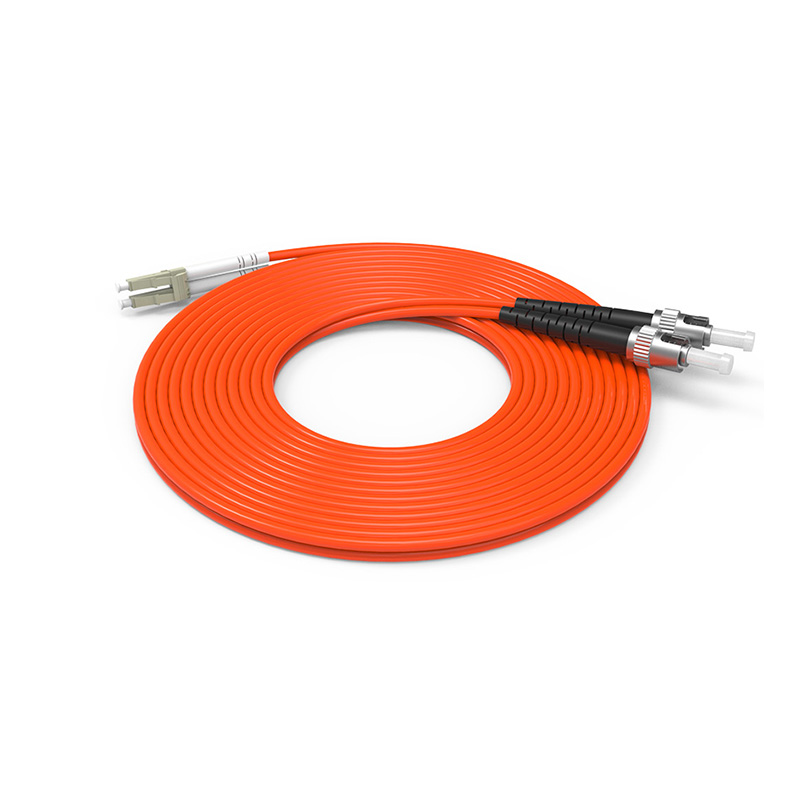 ST Fiber Optic Patch Cord, Optical Patch cord ST LC OM1 OM2